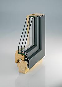 Holz alu fenster vorteile  HOLZ-ALU-FENSTER - Fenster Striegel